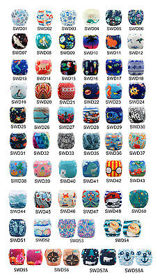 U Pick Alva Reusable Swim Diapers Lot Breathable Cover Pool Pants For Summer