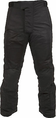 Weise Air Spin Black Textile Waterproof Motorcycle Trousers NEW RRP £109.99!