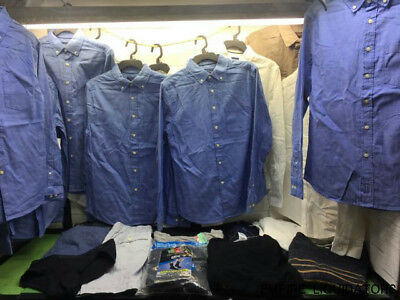 HUGE Lot 22 Men's Small Basic Edition & Northwest territory Button Down Shirts