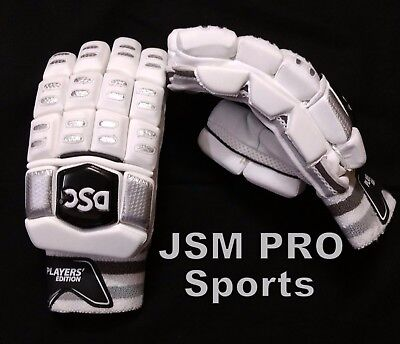 DSC PLAYERS Edition Cricket Batting Gloves -RIGHT Handed - PLAYERS/TEST GRADE!