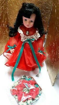 Madame Alexander Let's Play Dolls, HOLLY