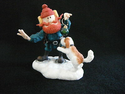 """Rudolph Island of Misfits """" Friendship is Pure Gold """" Enesco"""