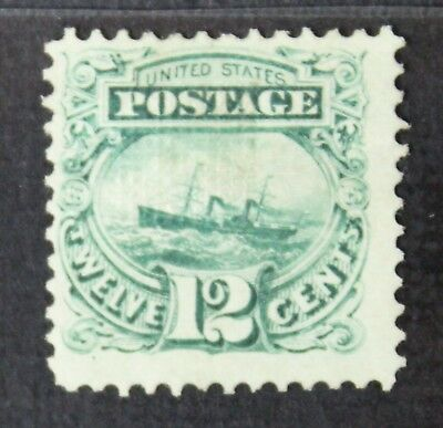 CKStamps: US Stamps Collection Scott#117 12c Pictorial Unused NG CV$700