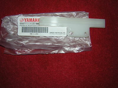 Yamaha TZ250 96-10 Chain Runner/ Seal Guard. Genuine Yamaha. New (ba5)