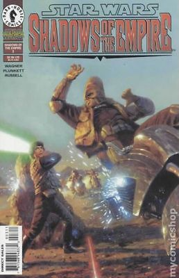 Star Wars Shadows of the Empire (1996) #3 FN