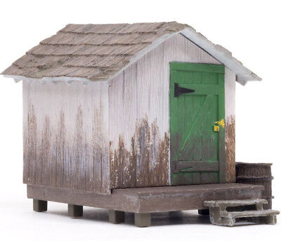 Woodland Scenics BR5858 Wood Shack - O Scale