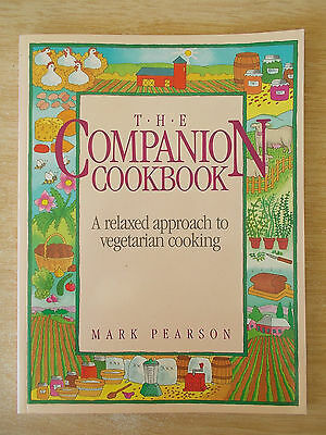 The Companion Cookbook~Vegetarian~Mark Pearson~Easy Recipes~97pp P/B~1987