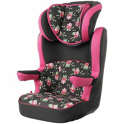 Obaby Group 2-3 High Back Booster - Grey Rose From the Argos Shop on ebay
