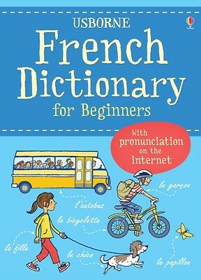 French Dictionary for Beginners (Usborne Language Dictionary for Beginners) (Pa.