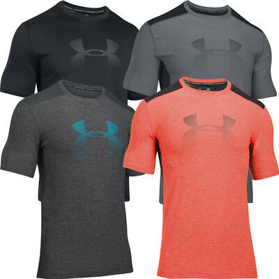 Adesso Scala senso orario  UNDER ARMOUR HEATGEAR Fitted Raid Graphic T-Shirt Herren Sport Shirt  1298816 - EUR 28,90 | PicClick DE