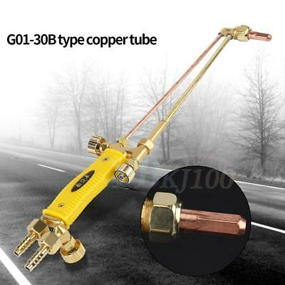 Yellow Handle Injection Type Oxygen Acetylene Welding Cutting Torch G01-30B DH