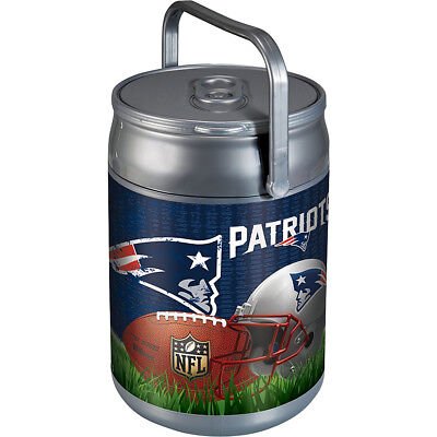 Picnic Time New England Patriots Can Cooler - New Outdoor Cooler NEW