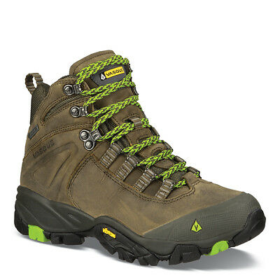 Vasque Taku Womens Goretex Waterproof Hiking Boots - Bungee/Lime