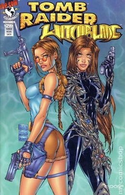 Tomb Raider Witchblade (1997) #1A VF
