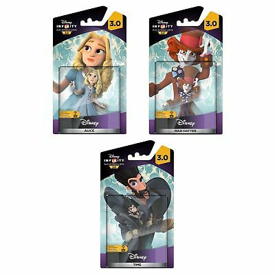 Disney Infinity 3.0 Alice in Wonderland Figure PS3 PS4 XBOX Wii Mad Hatter Time