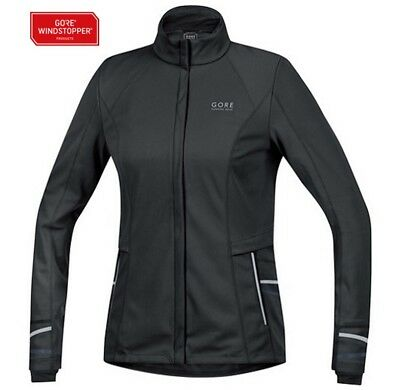 Gore Running Wear Women's Mythos 2.0 Lady Windstopper Soft Shell Jacket Xl/42