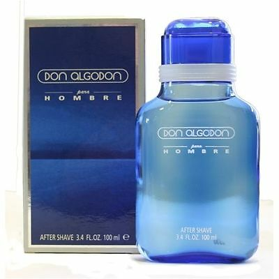 DON ALGODON PARA HOMBRE - After Shave Lotion 100 ml - Man / Uomo / Homme