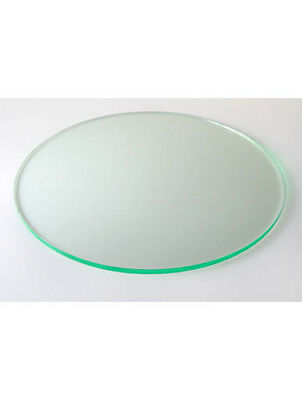"Acrylic Cake Plate Round - Sizes available 8"" to 20"" - Glass Effect Cake Plate"