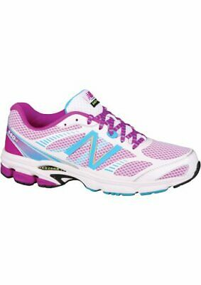 New Balance Womens Running W660pl4 White/poison Berry Trainer