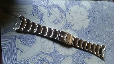 BRACELET DE MONTRE watch band ACIER INOXYDABLE TRES BELLE QUALITE 28mm  / CG2348