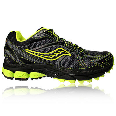 Saucony Progrid Jazz 14 Tr Womens black/citron Running Shoes