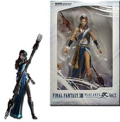 Square Enix Final Fantasy XIII: Play Arts Kai: Oerba Yun Fang Action Figure MISB
