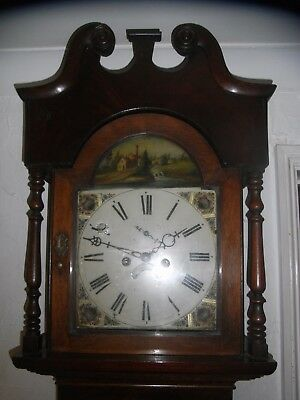 19th Century 8-Day Grandfather / Longcase Clock