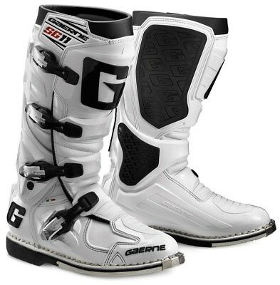 Gaerne SG-11 MX Offroad Boots White