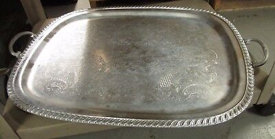 """serving tray 23"""" x 18 1/2"""""""