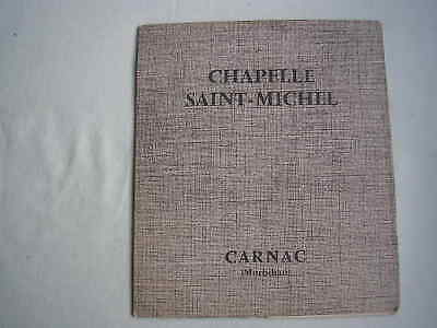 "CHANOINE THOMAS Les Murales De La Chapelle Saint-Michael 7"" flexidisc 1976 PS nm"