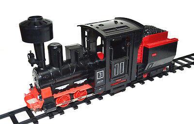 "Faller Play-Train/Spur 0  ""  Dampflok PT.77  mit Tender  - schwarz """