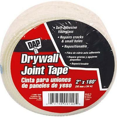 "Bin 7 Under StairsDAP Self Adhesive Fiberglass Drywall Joint Tape 2"" x 180'"