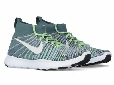 Nike Free Train Force Flyknit Mens Shoes Size 7.5 Brand New 833275 300
