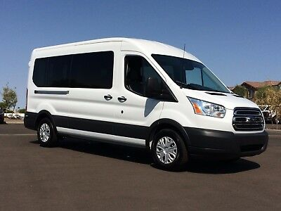 2015 Ford Transit Connect 350 XLT - Medium Roof 12 Passenger Van! Like New Condition! Will Deliver!