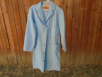 Lab Coats Mens Blue size Extra Small 34 Chest $5.00 each in Excellent Condition