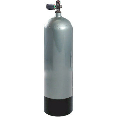 Faber Steel Scuba Diving Cylinder - 117 Cubic Feet