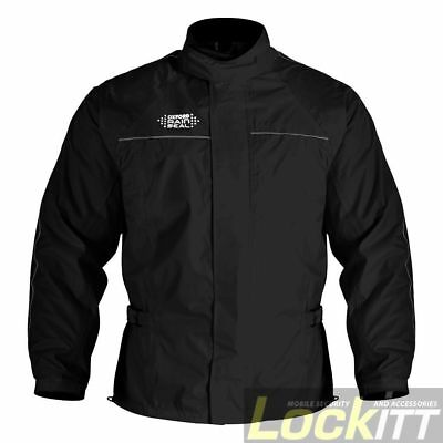 Oxford RainSeal Motorcycle Waterproof Rain Gear Over Jacket sizes Small to 6XL