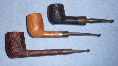 estate lot of 3 Gregg Peevey red dot smoking pipes Nashville Tennessee