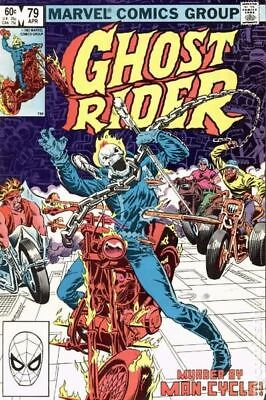Ghost Rider (1973 1st Series) #79 FN