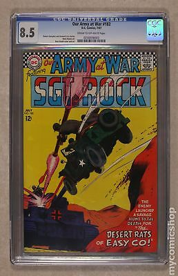 Our Army at War (1952) #182 CGC 8.5 0230058003