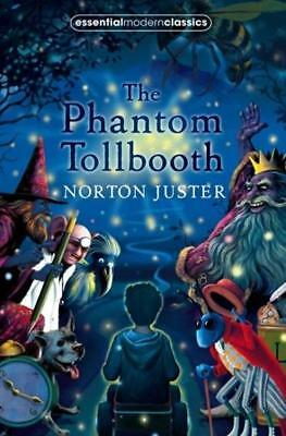NEW The Phantom Tollbooth By Norton Juster Paperback Free Shipping