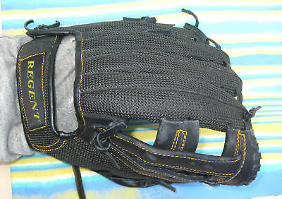 Regent Baseball Glove With 10 Inch Pattern In Good-Used Condition