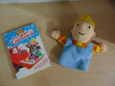 Bob the Builder Bobs White Christmas DVD with Bob Puppet