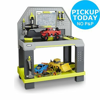 Little Tikes Construct 'n Learn Smart Workbench. From the Argos Shop on ebay