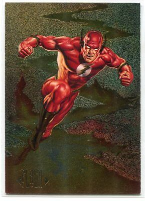 1994 DC Master Series Double-Sided Spectra 4 Flash Reverse Flash