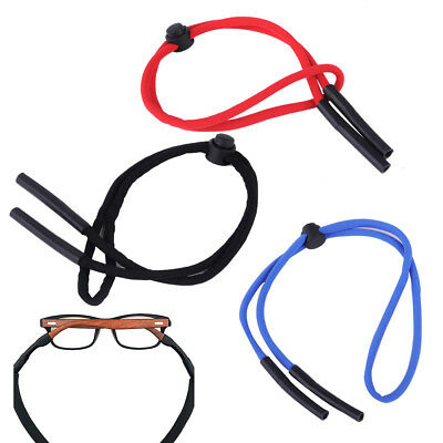 Adjustable Eyeglasses Strap Rope Sunglasses Neck Cord Glasses String For Sport