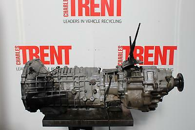 2007 FORD RANGER 2499cc Diesel 5 Speed Manual Gearbox with Transfer Case ZL00A