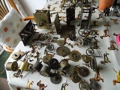 Grandfather Clock Spares Mixed Selection