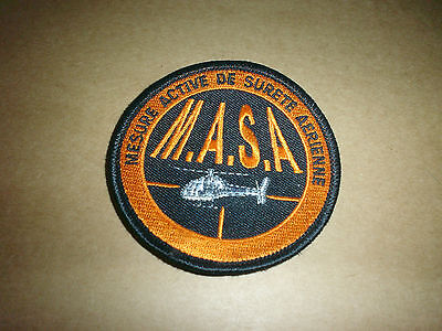 insigne- patch heli m.a.s.a