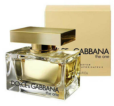 THE ONE de DOLCE & GABBANA - Colonia / Perfume EDP 50 mL - Mujer / Woman / Femme